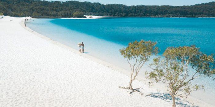 Tourist Attractions in Australia: Fraser Island