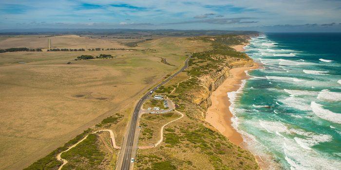Tourist Attractions in Australia: Great Ocean Road