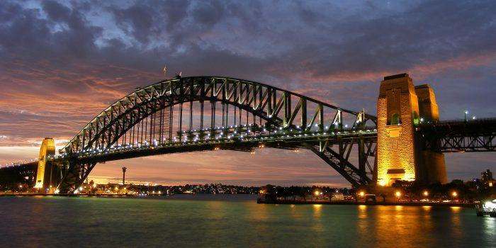 Tourist Attractions in Australia: Sydney Harbour Bridge